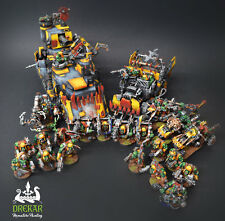ORKS battleforce Kult of Speed  ** COMMISSION ** painting warhammer 40K