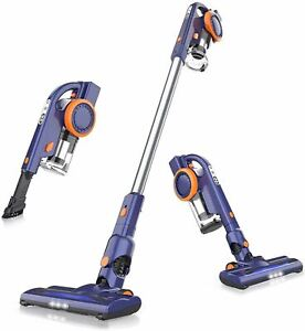 ORFELD Cordless Vacuum, 18000pa Stick Vacuum 4 in 1, Up to 50 Minutes Runtime, w