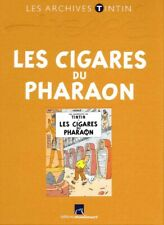 Hergé – Archives Tintin – Les cigares du Pharaon - Moulinsart / Atlas