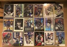 🏈 NEW YORK GIANTS FOOTBALL (24-Card) Low #d Rookie Parallel Insert Lot All# 🏈