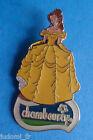 Pin's pin DISNEY LA BELLE ET LA BETE - LA BELLE EN ROBE DE BAL (ref L30)