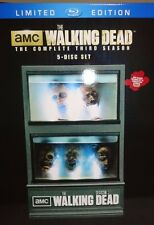 DVD BLU RAY The Walking Dead Season 3 Limited Edition - NEW SEALED