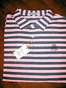 NWT Peter Millar Summer Comfort Erin Hills Golf Course Polo - Size XXL - $94