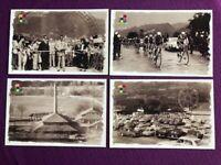 """2005 Cartolina Filatelica """"40° Sagra delle Sagre"""" Annullo BARZIO (LC) vedi retro"""