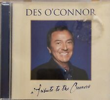 Des O'Connor - A Tribute To The Crooners (Official CD Album) Free UK Post