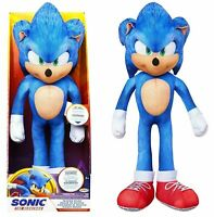Sonic The Hedgehog Movie 13 Inch Talking Sonic Plush NEW 2020 FAST Shipping 🚛💨