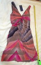 💞 Brand New Ojay Silk Dress $190 Size 6 Or 8
