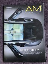 AM Confidential Issue 3 brochure 2006 Aston Martin Rapide Concept