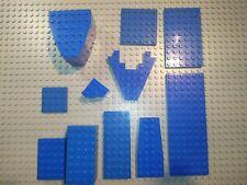 40 blaue Lego Platten ( kg, Konvolut, Sammlung, Kilo, Kiloware )
