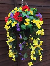 Beautiful Artificial  Trailing Hanging Basket