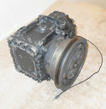 1965 1966 1967 1968 1969 1970 Ford Mustang ORIG A/C COMPRESSOR w CLUTCH PULLEY