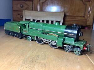 Hornby O Gauge 20v Electric E320 LNER  4-4-2 Tender Loco 4472 Flying Scotsman