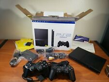 Sony PlayStation 2 PS2 Slim Console SCPH-70012 CB -Charcoal Black Open Box!!