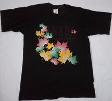 VTG 1980s 80s CANADA NIAGARA FALL Tourist Tee T Shirt by Fruit of the Loom S