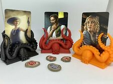 More details for arkham horror lcg investigator stands - cthulhu tentacles set of 6 different col