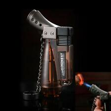 Honest Jet Flame Windproof Durable Cigarette Cigar Gas Lighter