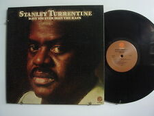 STANLEY TURRENTINE Have You Ever Seen The Rain JAZZ LP FANTASY F-9493