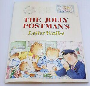 Vintage The Jolly Postman's Letter Wallet Paper & Envelopes