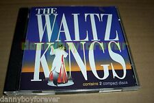 The Waltz Kings 2 CD Set Lawrence Welk Guy Lombardo Andre Kostelanetz Mantovani