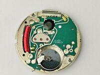 ETA Cal 956.414 Quartz Date Watch Movement, Longines, Working