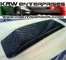 1982 PONTIAC FIREBIRD KNIGHT RIDER K2000 KITT KARR TURBO HOOD SCOOP BULGE INSERT