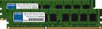 8gb (2x4gb) DDR3 1600mhz pc3-12800 240-pin ECC UDIMM SERVIDOR/estación de