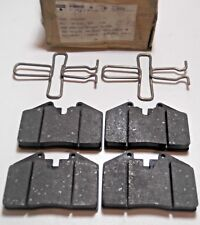 FERRARI  348 - REAR PADS WITH SPRING ( CALIPERS TEVES) ATE 70000599