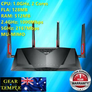 Asus DSL-AC3100 AC88U Dual Band ADSL2+ VDSL FTTN Modem Wireless Router OEM