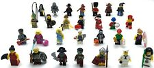 LEGO SERIES MINIFIGURES COLLECTIBLE GENUINE FIGS ELF ROMAN SOLDIER APE YOU PICK!