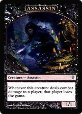 MTG 4x ASSASSIN 'TOKEN - Jace vs.Vraska *Token Card*
