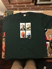 Supreme Mike Kelley Ahh Youth Tee Shirt Dark Green Size XL FW18