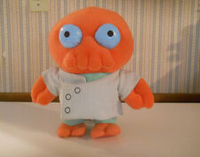 "Futurama plush Dr. Zoidberg 12"" tall Toynami doll toy 1st. series"