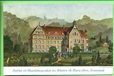 AK -- Sound City -- 1917 -- Institute with House attitude School -- St. Mary Star -- Color