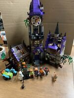 Complete Lego Set 75904 Mystery Mansion W/ Velma Scooby Doo Fred Daphne Shaggy
