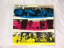 The Police Vinyl Lp Synchronicity A & M Records Sp-3735 1983 Record Album