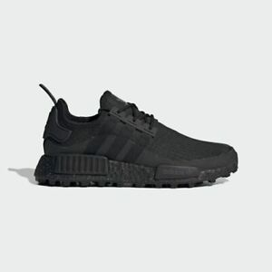 New Adidas Originals NMD R1 TR Trail Running Shoes Sneakers (FX6813) - Black