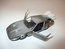 Maserati INDY Coupe in grau grise grey metallic, Solido in 1:43!