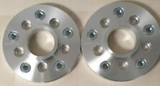 Pair of Spacer Shims 5x114.3 for Infiniti EX37 09-13 Wheel Spacers 5mm