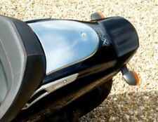 Yamaha V-Max 1700 Pillion Seat Infill in Lustre Polished Aluminium © '09
