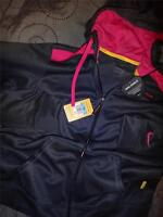 NIKE LIVESTRONG CANCER AWARENESS PINK THERMA SHIELD JACKET-HOODIE M MEN NWT $90