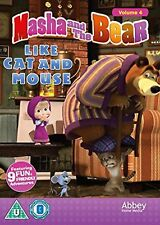 Masha and the Bear: Like Cat and Mouse [DVD]
