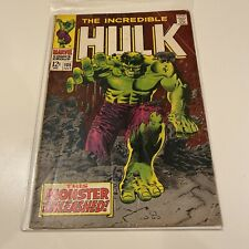 New listing The Incredible Hulk 105 Comic Book Low Grade Loose Pages See Pics