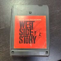 8 Track West Side Story Original Sound Track Recording VG