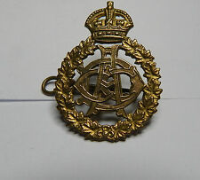 WW2 Canadian Army Dental Corp Cap Badge  genuine issue