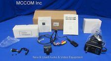 Marshall CV-500-MB 1080 HD-SDI Compact Mini Broadcast Camera