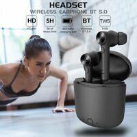 Bluedio Hi TWS Bluetooth 5.0 True Wireless Earphone Headset Sport Earbuds Stereo