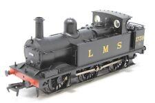 Bachmann 00 gauge 31-433 Class 1F 'Half-Cab' 0-6-0T #1739 in LMS black