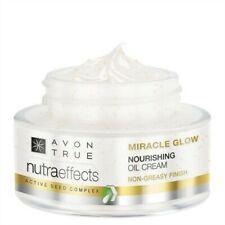Avon True Nutra Effects Miracle Glow Nourishing Oil Cream 50ml NEW FREE P&P