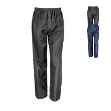 Result Unisex Waterproof Over Trousers Regenhose Überhose wasserdicht winddicht