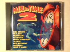 CD Mix in time 2 REXANTHONY DJ PAUL TI.PI.CAL. MOLELLA ALEXIA LOS LOCOS N-TRANCE